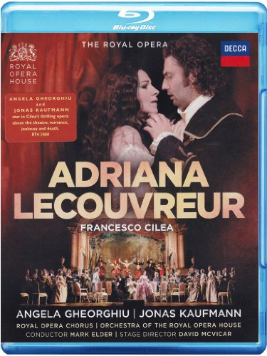 Francesco Cilea - Adriana Lecouvreur [Blu-ray]