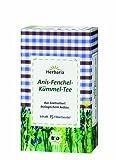 Herbaria Anis-Fenchel-Kümmel-Tee 15FB , 1er Pack (1 x 30 g Beutel) - Bio