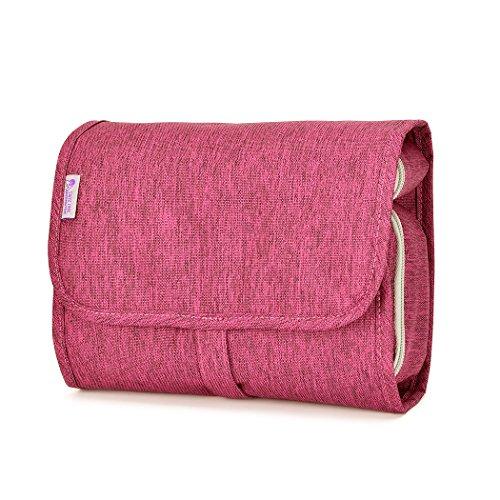 Martingtop Neceser / Maquillaje Organizador / bolso cosmético / hogar almacenamiento Paquete / baño con colgantes vacaciones con el gancho colgante