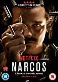 Narcos: The Complete Season Two [DVD]
