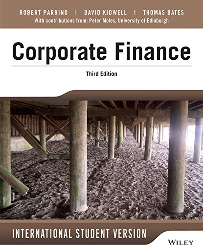 Fundamentals of Corporate Finance (Finance Corporate Parrino)
