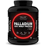 Sinew Nutrition Palladium Whey Protein, 2 Kg (Vanilla Flavour)