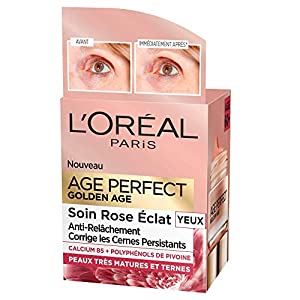 L 'Oréal Paris Age Perfect Golden Age cuidado rosa ojos Eclat 15ml