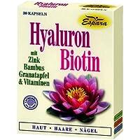 Espara Hyaluron Biotin Kapseln 30St. preisvergleich bei billige-tabletten.eu