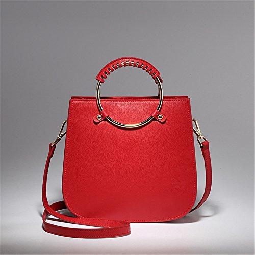 Anne, Borsa tote donna Red