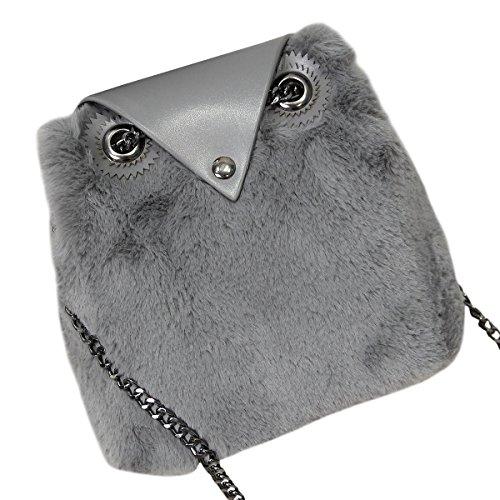 yuanse-nuevas-mujeres-calientes-handbag-plush-crossbody-bolsa-de-hombro-bolso-gris