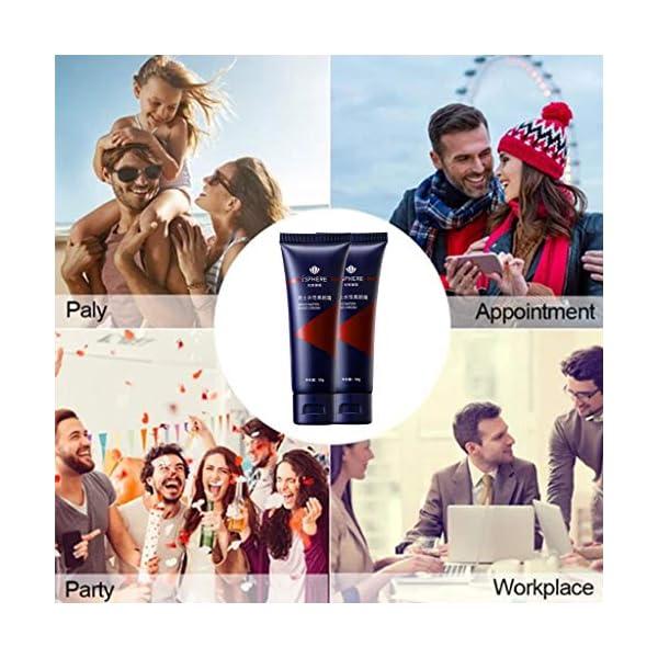 Men's Revitalising Nouring Tone Up BB Cream Matificante Crema Correctora y Anti Imperfecciones Crema Ultra Protectora…