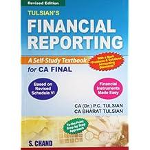 Tulsian's Financial Reporting