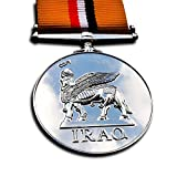 Goldbrothers13 Medalla Militar Medalla de Iraq–2003–2011Las Fuerzas Armadas...