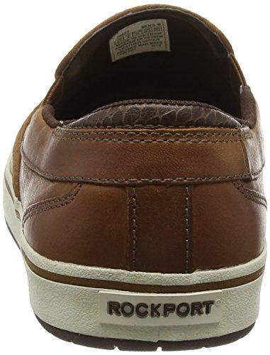 Rockport Path To Greatness Slip On Herren Slipper Braun (Tan)