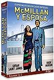 McMillan y Esposa (McMillan & Wife) Pack Volúmenes 1 y 2 DVD España