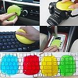 Interesting® Reinigung von Kitt Gel, die saubere Tastatur Telefon Schreibtisch Laptop Computer Cyber Staub Krümel