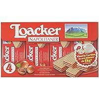 Loaker Wafer con Crema alla Nocciola - 180 gr