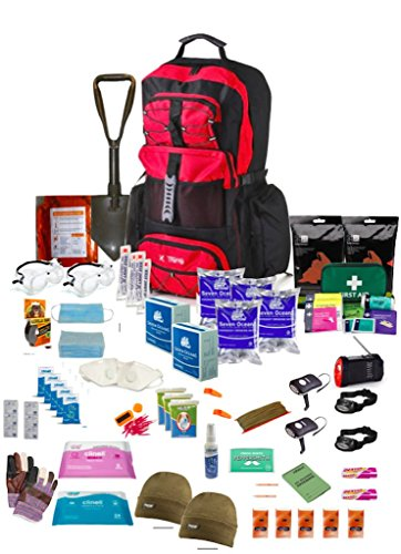 Zwei Person 72hr Notfall Bug Out Bag