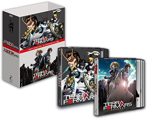 Terraformars + Terraformars Revenge Serie Completa...