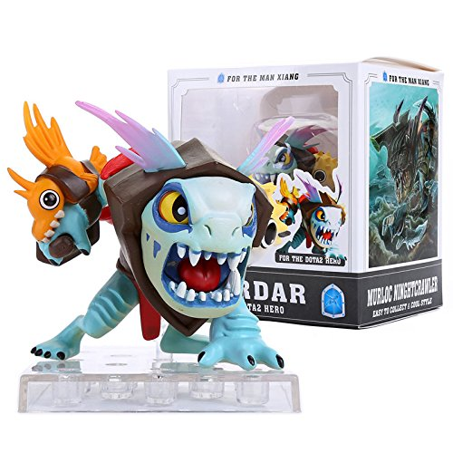 Dota-2-Slark-Mini-Hero-Figur-Demihero