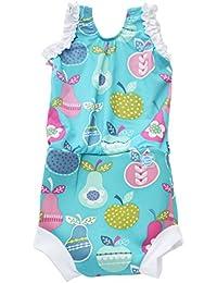 Splash About Mädchen Baby Nappy-Anzug