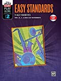 Best Alfred Publishing English Songs - Alfred Jazz Play-Along Series Easy Standards Vol 2 Review