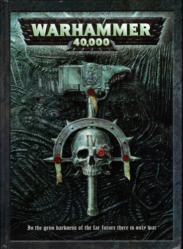 Warhammer 40,000 Rulebook: Standard Edition by Andy Chambers (2004-08-28)
