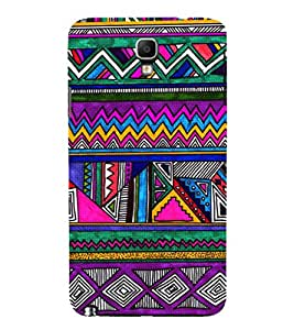 EPICCASE tribe celebration Mobile Back Case Cover For Samsung Galaxy Note 3 Neo (Designer Case)