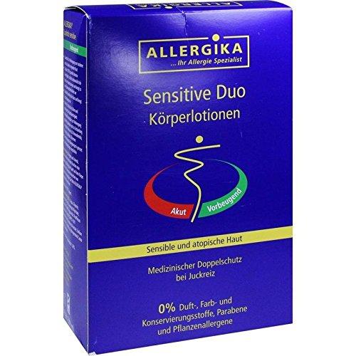ALLERGIKA sensitive Duo Körperlotionen 1000 ml Lotion