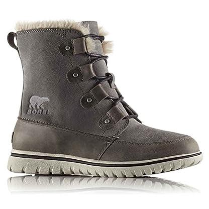 Womens Sorel Cozy Joan Winter Rain Waterproof Snow Hiking Ankle Boots 1