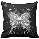 Bags-Online Vintage Pillow Case Home Style Cotton Polyester Decorative Throw Pillow Cover Cushion Case