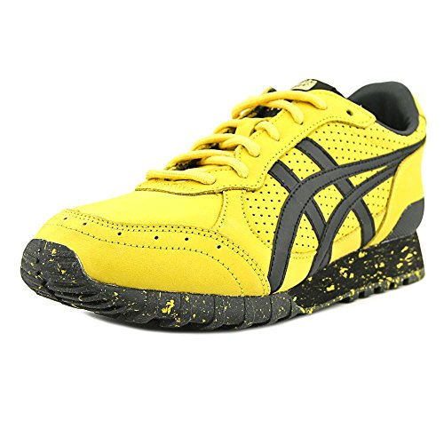 Onitsuka Tiger by Asics Colorado Eighty-Five Cuir Baskets Yellow-Black