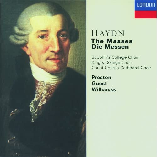 Haydn: Mass In B Flat Major 'Theresienmesse', Hob.Xxii:12 - Ed. Thomas - 5. Benedictus