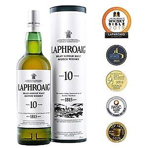Bowmore No. 1 Single Malt + LaphroaigIslaySingleMaltScotch Whisky 10Jahre(2 x 0.7 l)
