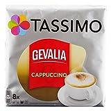 Tassimo Gevalia Cappuccino, caffè, capsule, macinati, 8T-Discs/porzioni