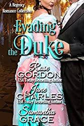 Evading the Duke (When the Duke Comes to Town Book 1) (English Edition)