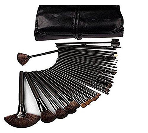 MuSheng(TM) la trousse de maquillage professionnel brosse 32pcs cosmétiques boîte en cuir synthétique