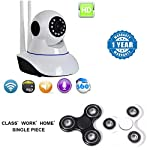 Easy to install Smart IP camera WiFi HDP-2000 IP wireless camera line infrared wireless LAN, just plug and wireless LAN reception, products with high definition images, looks beautiful on the cell phone, iPad, is. In addition to the inherited feature...