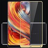 Interesting® Gold 9H Premium Full Cover Gehärtetem Glas Bildschirm Schutzfolie Für Xiaomi Mi Mix 2