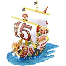 """Bandai Hobby Grand Ship Collection Thousand Sunny 15th Anniversary Version """"One Piece"""" Model Kit"""