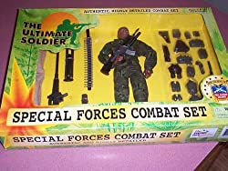 Ultimate Soldier Special Forces Combat Set