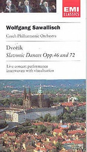 Preisvergleich Produktbild Dvorak-Slavonic Dances [VHS]