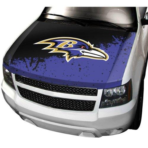 Team ProMark NFL Baltimore Ravens Auto Kapuze,