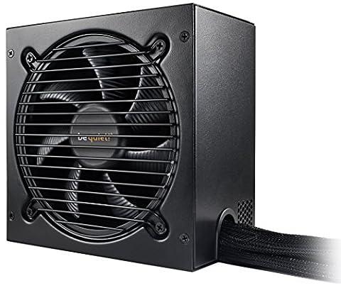 be quiet! Pure Power 10 ATX 600W PC Netzteil BN274