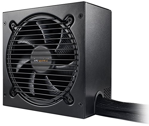 be quiet! Pure Power 10 ATX 600W PC Netzteil BN274