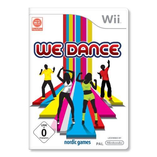 We Dance (Standalone) - [Nintendo Wii]