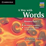 A Way with Words Resource Pack 1 Audio Cassette (Cambridge Copy Collection)