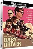 Baby Driver [4K Ultra HD + Blu-ray + Digital UltraViolet]