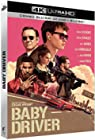 Baby Driver [4K Ultra HD + Blu-ray + Digital UltraViolet]