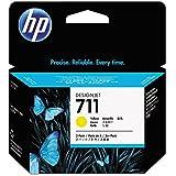 HP DesignJet T 120 - Original HP CZ136A / 711 - Cartouche d'encre Jaune (3 pieces) - 3 x 29 ml