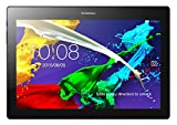 Lenovo Tab 2 A10-70 25,7 cm (10,1 Zoll Full HD IPS) Media Tablet (MediaTek MT8732 Quad-Core Prozessor, 1,5GHz, 2GB RAM, 16GB eMMC, 5MP + 8MP Kamera, Dolby Atmos Sound, LTE, Android) Midnight Blue