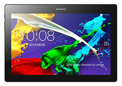 Lenovo Tab2 A10-70 25,5 cm (10,1 Zoll Full HD IPS Touch) Tablet-PC (Mediatek MT8165, 2GB RAM, 16GB eMCP, Android 5.0) blau (A7 Lenovo Tab2)