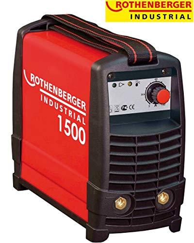 Rothenberger Industrial 36016 Inverter Schweissgerät TIG 1500, 23000 W, 230 V