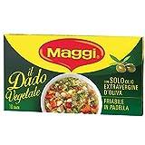 Maggi Dado Gusto Vegetale Preparato Per Brodo Vegetale 100G (10 Dadi)'